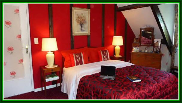 Bienvenue aux chambres d 39 h tes de charme de danielle et kin au mont saint michel - Chambre d hote mont saint michel charme ...